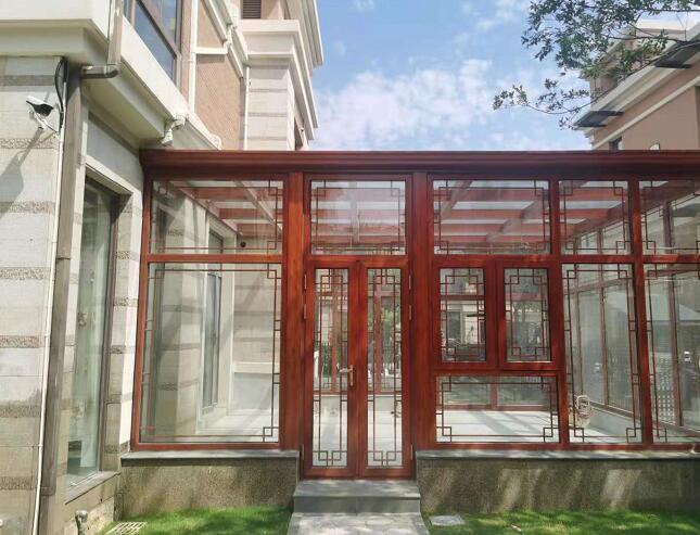 南京别墅门窗工程
