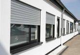 铝合金遮阳一体化系统窗